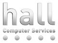 logo Hall computer Services