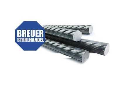 Breuer Stahlhandel Logo