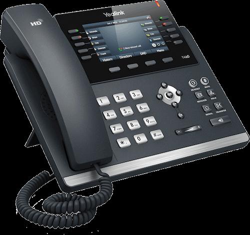 Wir bieten auch Telefongeräte an von verschiedenen Herstellern.