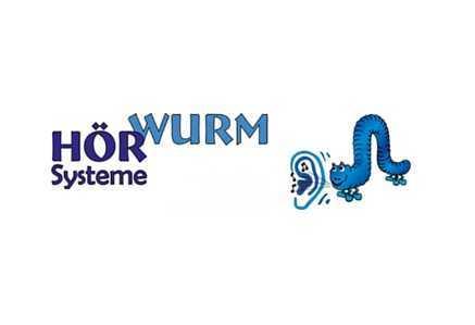 Hörwurm Goch Logo