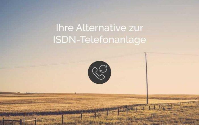 Ihre Alternative zur ISDN-Telefonanlage