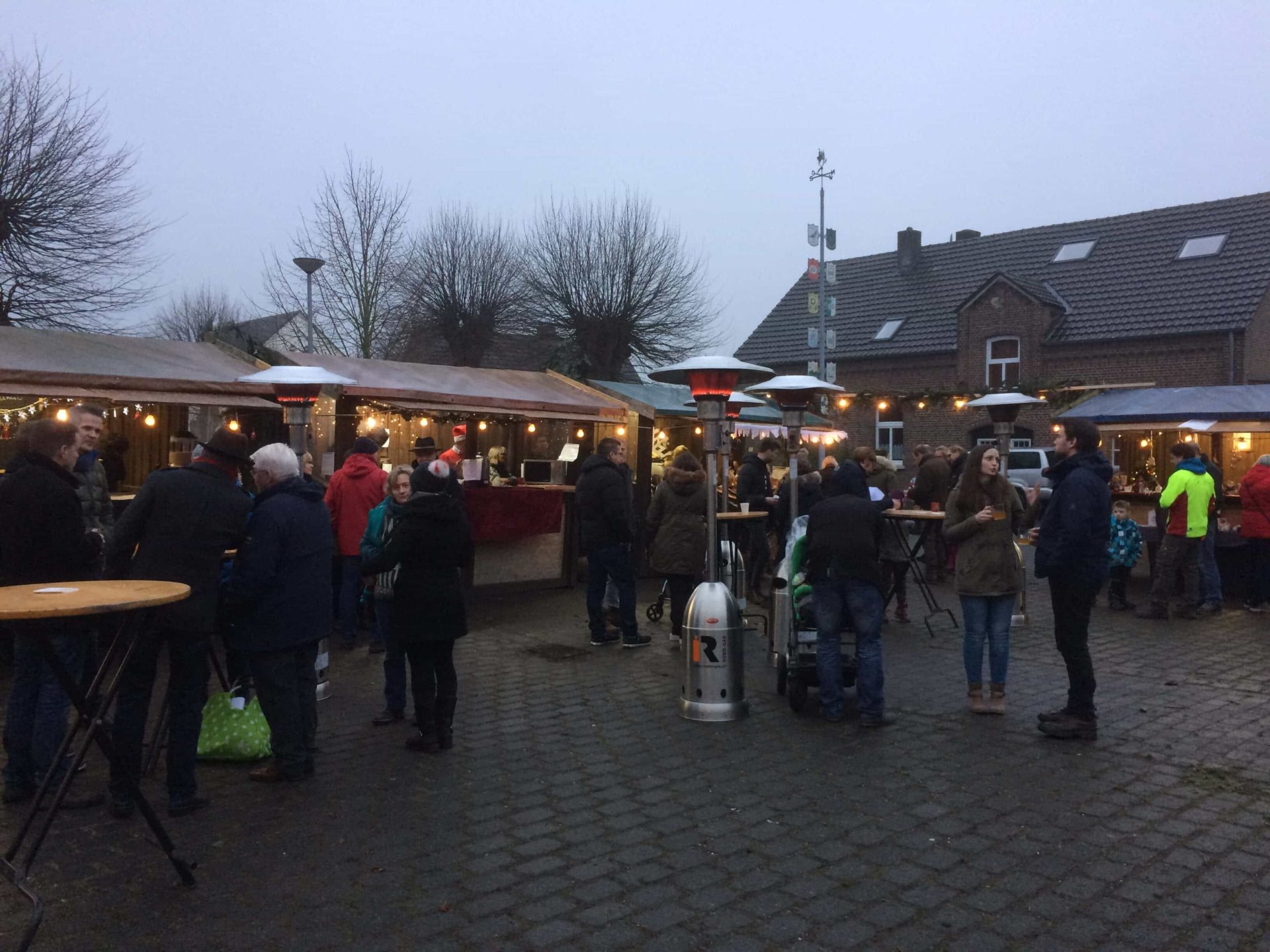 Mehrer Weihnachtsmarkt