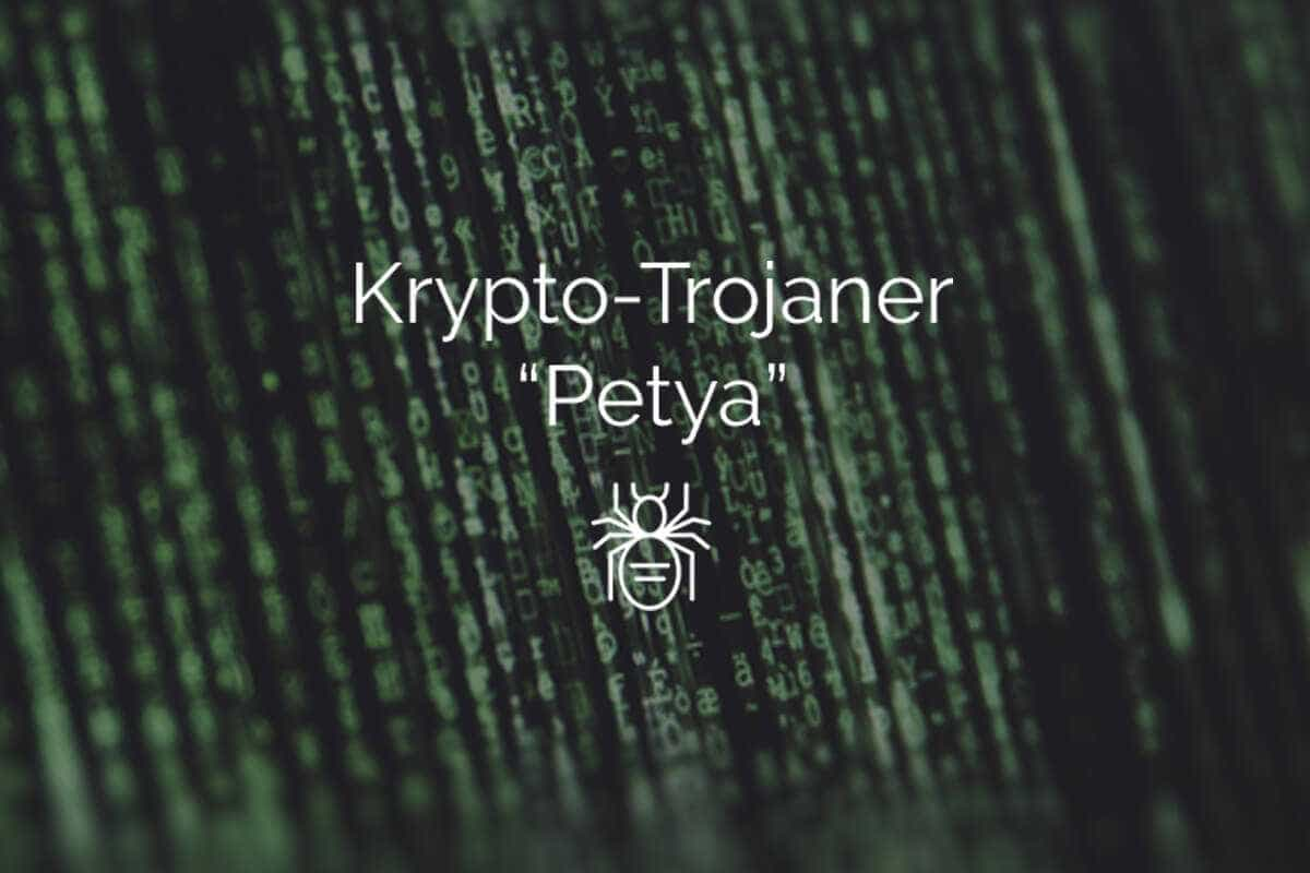 Krypto-Trojaner Petya