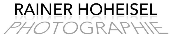 Logo Rainer Hoheisel Photografie
