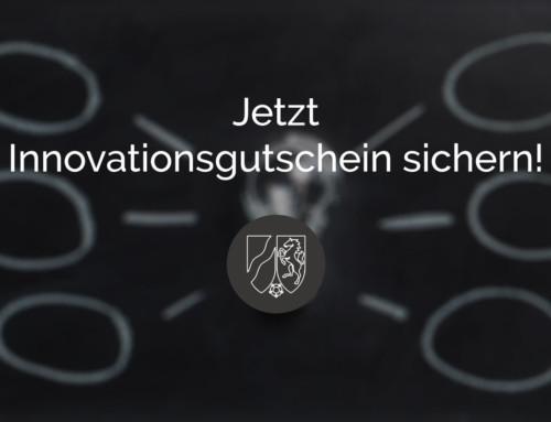 25.000 Euro vom Land NRW – Jetzt Innovationsgutschein sichern!