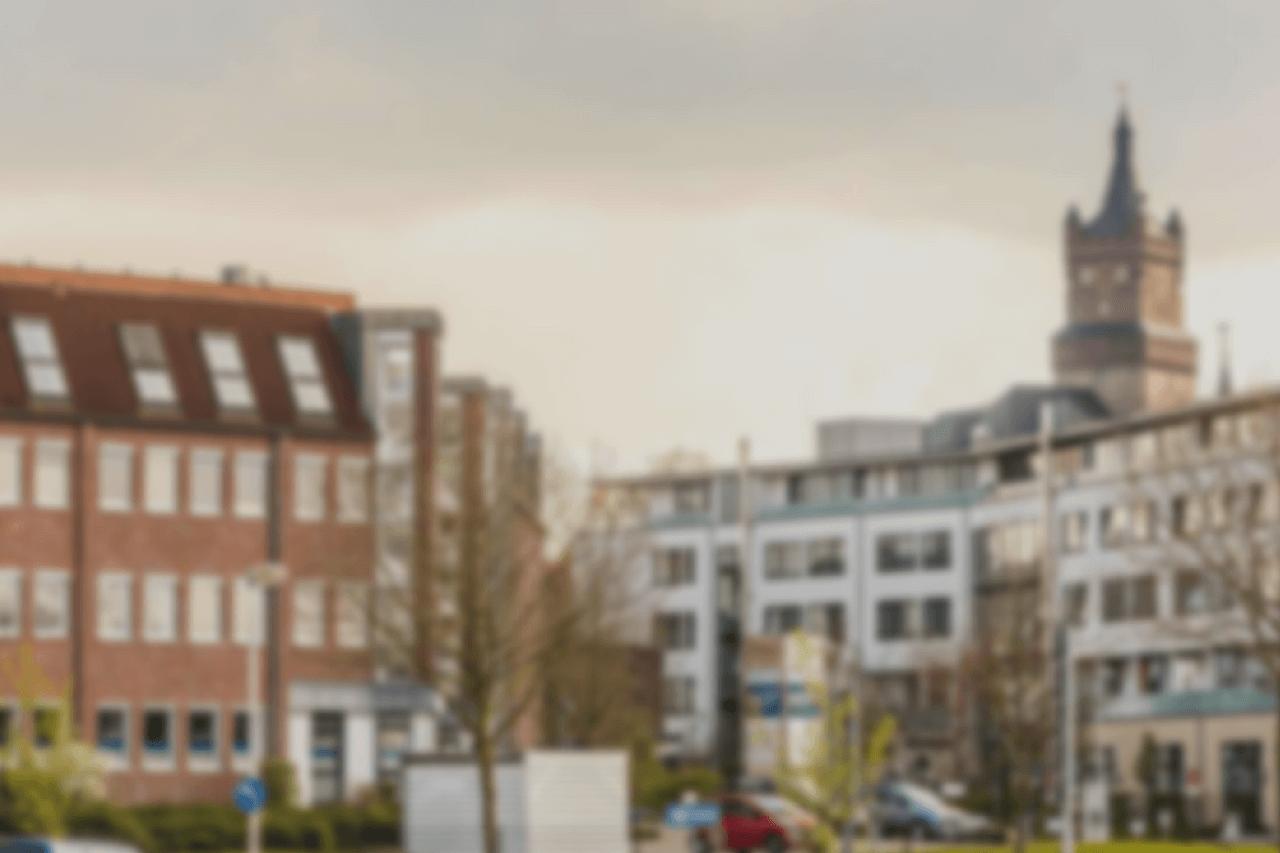 Schwanenburg als Wahrzeichen von Kleve