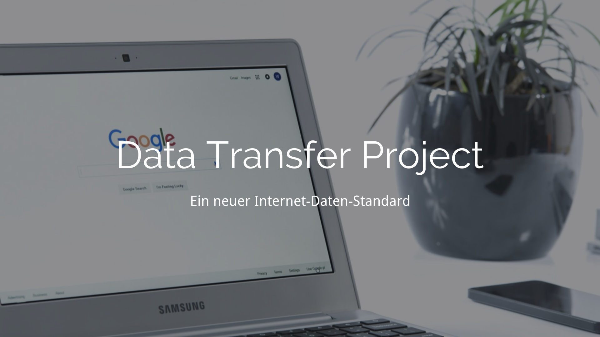 Das Data Transfer Project
